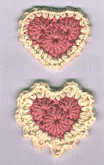 Valentine Heart Pillow - Cindy's Crochet Pages