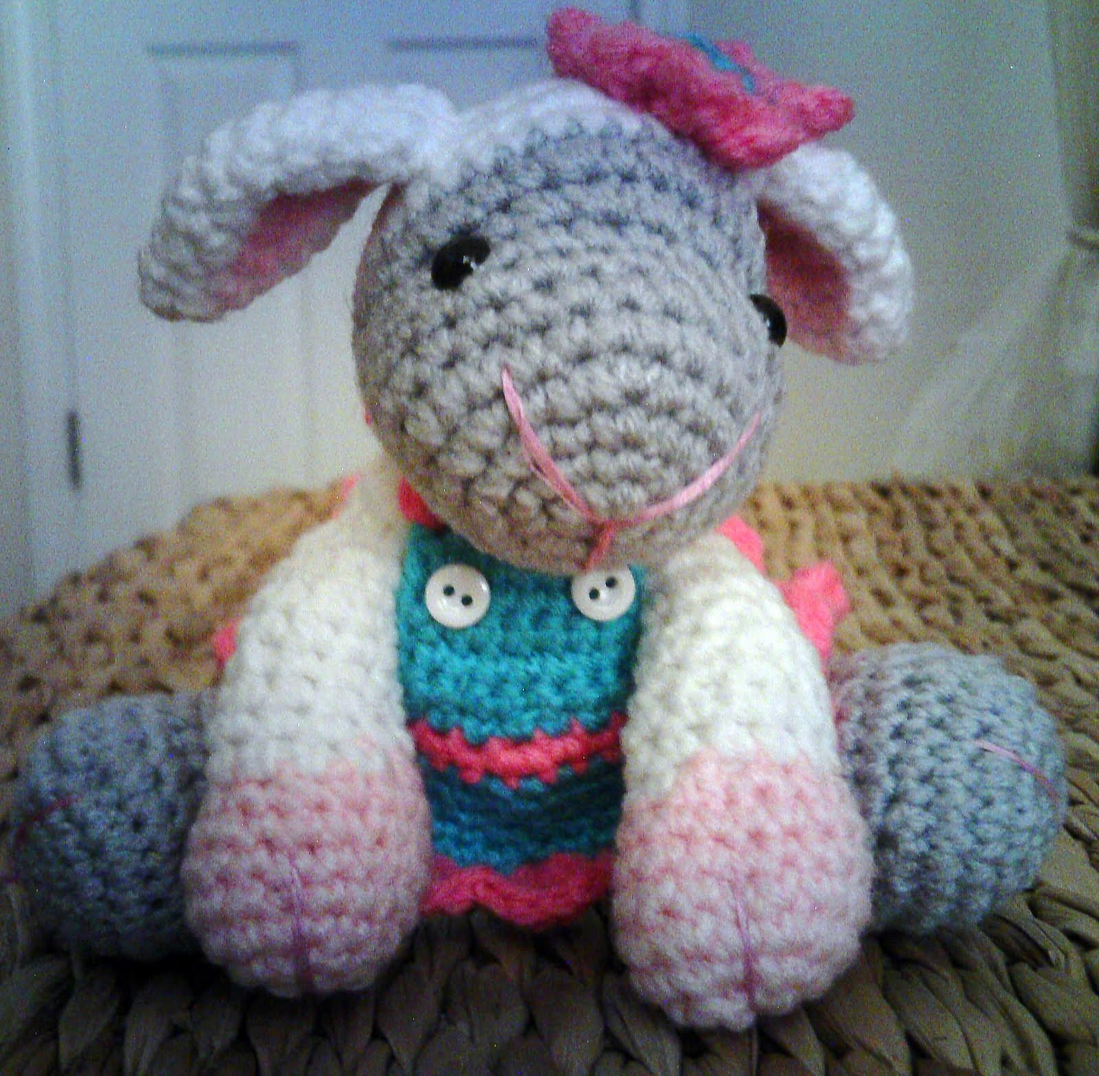 Amigurumi Lamb to Celebrate Spring! Curly Girls Crochet ...