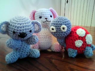 Amigurumi Koala! Curly Girls Crochet Etc.