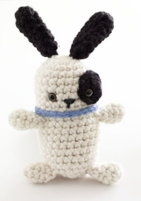 Cute Kawaii Amigurumi Patterns : Amigurumi Dogs to Crochet Curly Girls Crochet Etc.