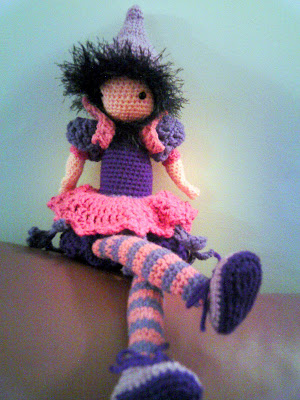How To Crochet A Doll
