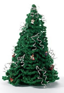 Free Crochet Patterns For Xmas Trees : Crochet Pattern Central - Free Miscellaneous Christmas/Holiday