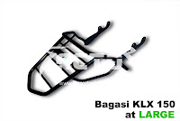 bagasi klx 150 large