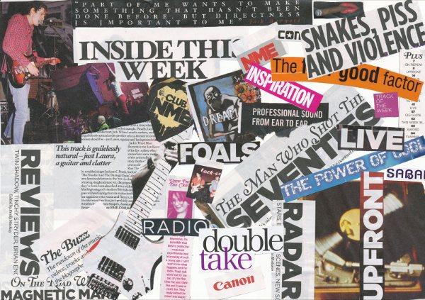 Delightful Magazine House Style Collage