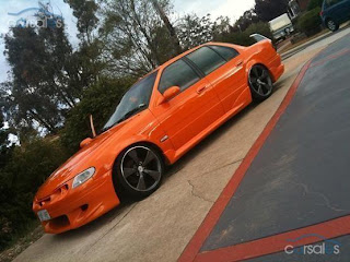 Ford Falcon XR6 EL