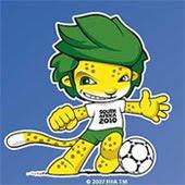 mascota zakumi