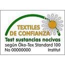 certificado Oko-tex