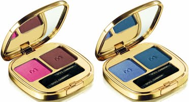 sombra de ojos dúo Dolce & Gabbana Evocative Beauty fall eye color duo