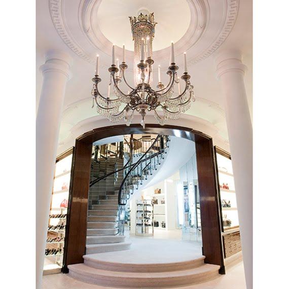 tienda boutique Loewe Gran Vía