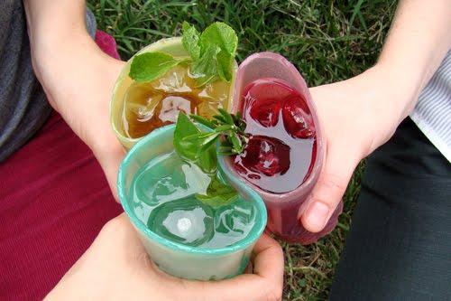 vasos desechables biológicos