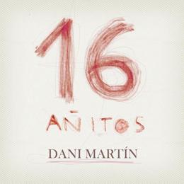 Dani Martín Pequeño 16 añitos