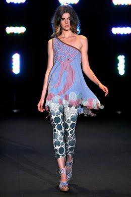 Custo Barcelona en la Semana de la Moda de New York