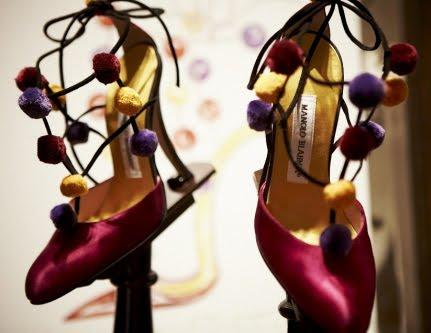 zapatos Madrid Manolo Blahnik