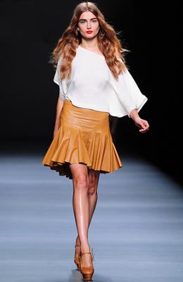 Teresa Helbig colección primavera verano Madrid Fashion Week