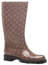 botas agua Gucci