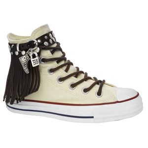 Zapatillas Uno de 50 y Converse All Star