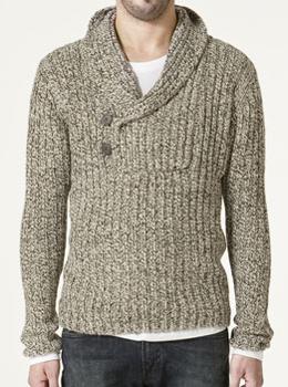 jersey hombre Zara