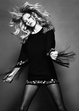 Topshop colección Kate Moss
