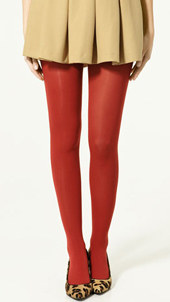 Medias pantys, leggins y calcetines para invierno 2011