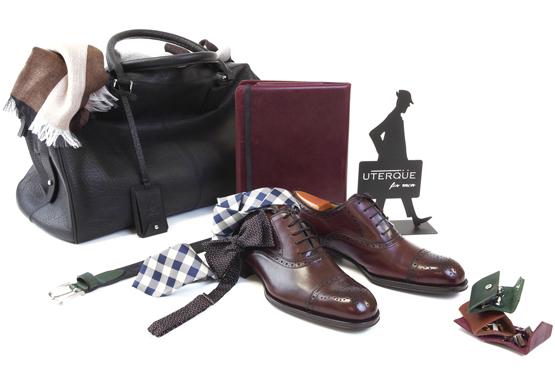 Uterqüe lanza su colección de complementos para hombre