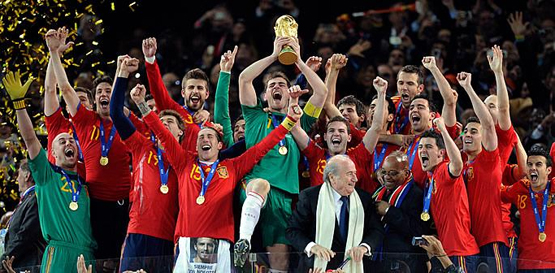 España Equipo del Año FIFA