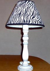 lámpara de mesilla