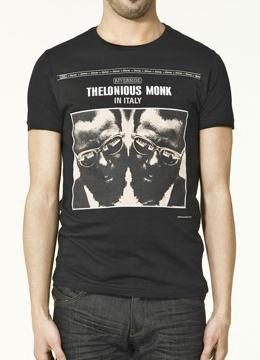 camiseta colección jazz Zara
