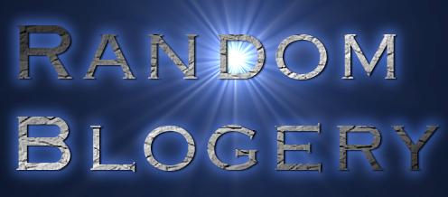 Random blogery