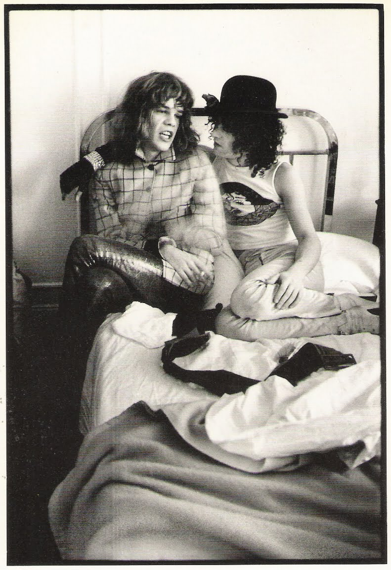 David Johansen and Syl Sylvain