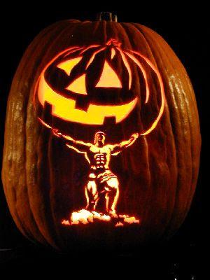 Pumpkin carving ideas for halloween 2017 still more award for Big pumpkin carving patterns