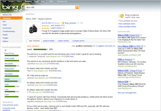 Ejemplo de búsqueda en Bing