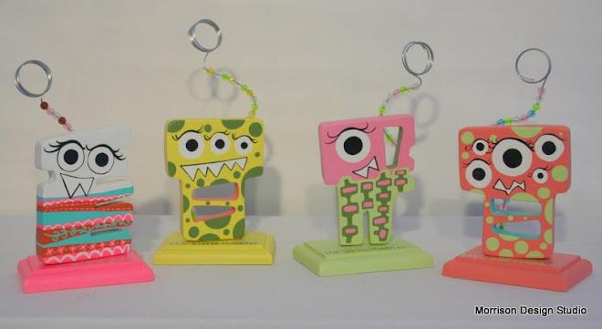 My Little Monsters (Girlie Monsters)