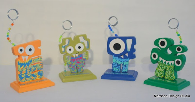 My Little Monsters (Boys)
