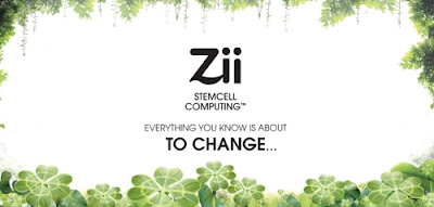 Zii - a brand new computer chip Stemcell computing