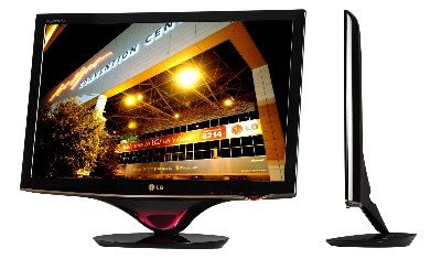 LG To Add its W2486L LED BLU 24-Inch Display at CES 2009