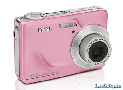 Kodak Intros a New 10.2 Megapixel EasyShare C180
