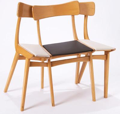 Zwischenstuhlsitz Chair