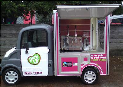 The Electric Mega Van