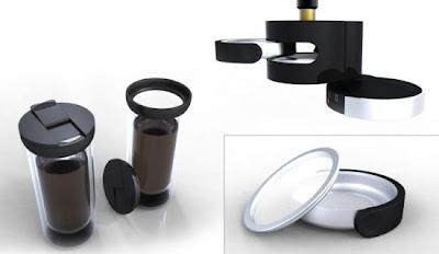 Innovative Capsule Coffee Maker