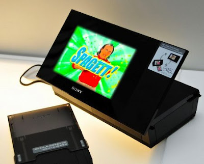 Sony DPP-F700 Is a Digital Photo Frame With Printer