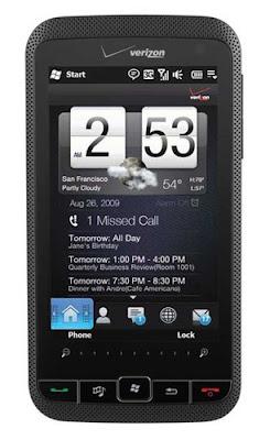 HTC Launches the Imagio: WinMo 6.5 and VCAST TV in the U.S.