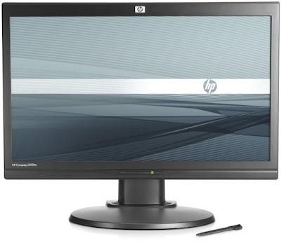 HP Announced the L2105tm Compaq Touchscreen Monitor