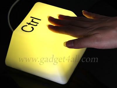 ESC, SHIFT, DEL and CTRL Key Light
