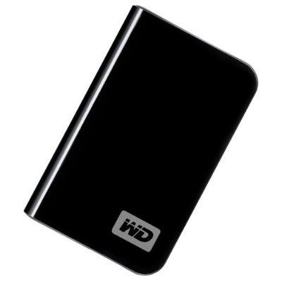 Western Digital My Passport Essential 500 GB USB 2.0 Portable External Hard Drive Is Only $99.69 Now