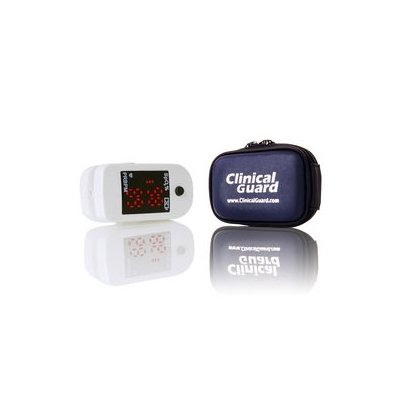 Finger Pulse Oximeter with Easy-Carry Soft Case and Neck/wrist Cord  Best Price