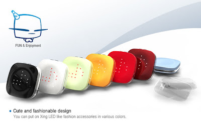 Safa Xing LED Another Cute MP3 Player