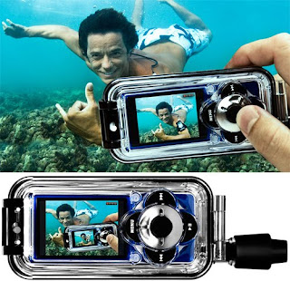 H20 Audio Intros Waterproof Case for iPod Nano With Video - the Capture