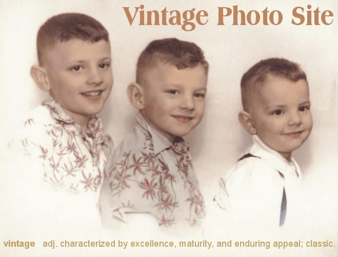 Vintage Photo Site
