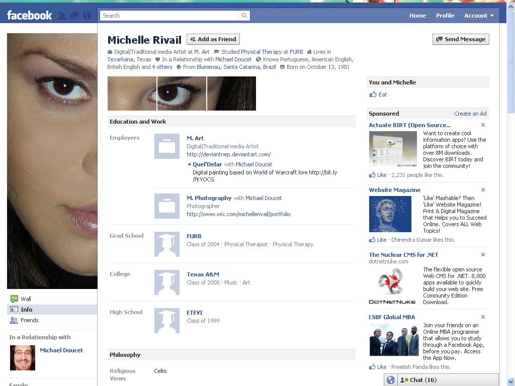 How to create Facebook Profile Pic in 1 Minute | TechnoZone | Hacks ...