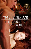 The Edge of Honor by Minnette Meador
